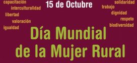 15 d'ochobre Día Internacional de les Muyeres Rurales