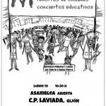 Asamblea Laviada_cartel1