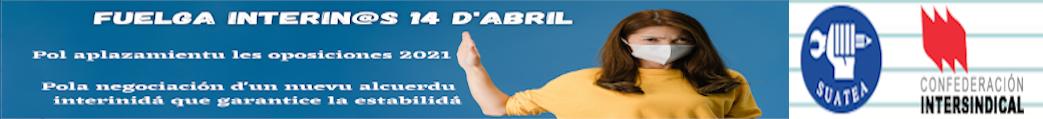 SUATEA | Sindicatu Unitariu Autónomu de Trabayadores de la Enseñanza d'Asturies