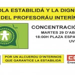CARTEL CONCENTRA_AST