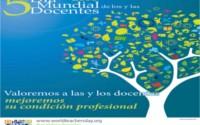 5 d'ochobre: Día Mundial de les y los docentes