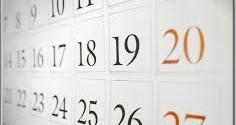 Procesos de xunu y calandariu d'aniciu de cursu 2018/19