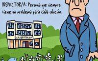 Oposiciones d'inspección: Nombramientu en práctiques