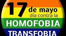 Día Internacional contra la Homofobia, la Tresfobia y la Bifobia