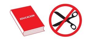 Recortes educación