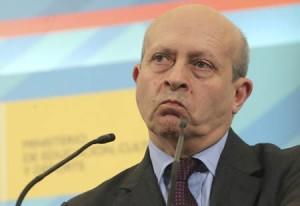 Ministru Educación Jose Ignacio Wert
